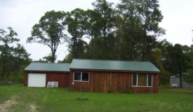 Adams County Wisconsin Hunting Cabin For Sale