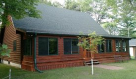 House w/ 39.05 acres of Excellent Hunting Waupaca County, Iola, WI