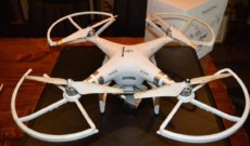 The Drone, Farm, Outdoor and Tools Online Only Auction