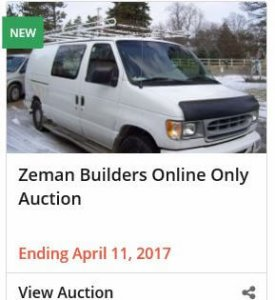 Zeman Online Auction