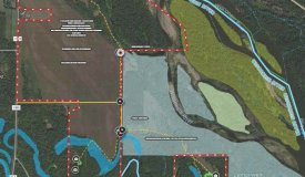 +/-355 Acres hunting and conservation property on Lemonweir