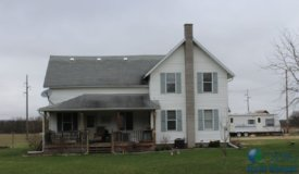 10 Acre Hobby Farm in Monroe County with 4 Bedroom Home Near Black River WI
