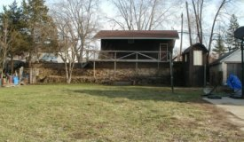 Buildable City Lot with a Garage in Portage WI