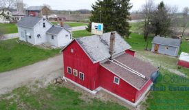 Turn Key Farmette with 3 Bedroom Home  In Reeseville WI Dodge County