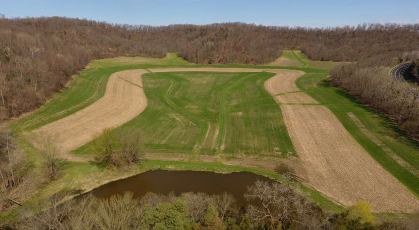 Outstanding Recreational Land For Sale in Southwestern Wisconsin