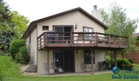 Condo in Portage WI with Walkout Basement