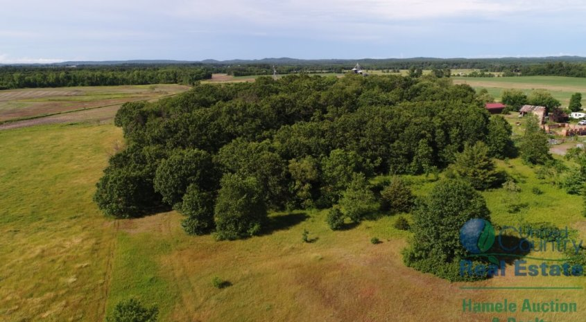 Buildable acreage in Sauk County, Wisconsin