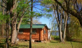 Lake Mason Waterfront Cabin For Sale