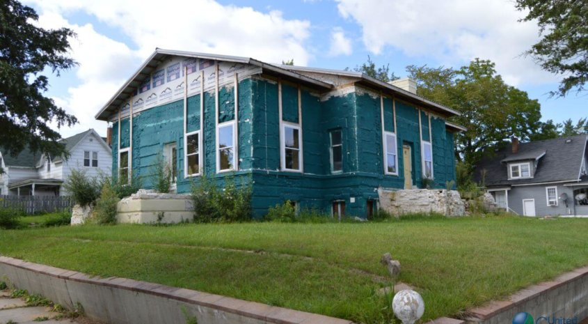 4 Bedroom Fixer Upper in Portage WI Online Only Auction