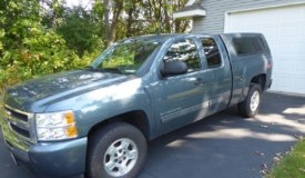 The Silverado, Guns, Longaberger and Whole Household Online Only Auction