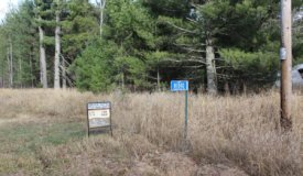 80 Acre Parcel with Creek in Clark County WI