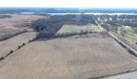 Parcel Currently Used as Row Crop Farming in Columbia County WI