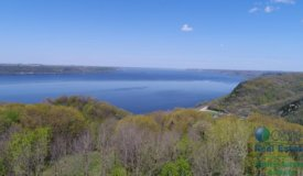 Buildable lot with view of River, Crawford County, WI