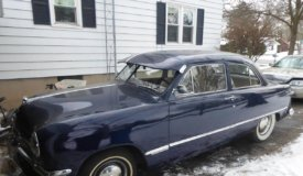 1950 Ford Sedan & Household/Garage Items Online Only Auction