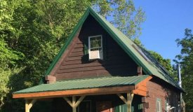 Cabin with Investment Potential in Southwestern Wisconsin Vernon County