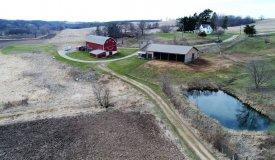 Happy Acres Farm Iowa County WI