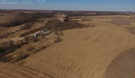 Handsome Investment Farm For Sale in Southwest Wisconsin Lafayette County