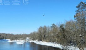 6.45 Acres Along the Beautiful Chippewa River in Sawyer County