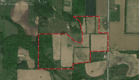 Farm Land with Investment Options and Hunting Opportunities in Sheboygan County