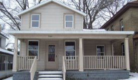 Clean Cute 1 1/2 Story 3 Bedroom 1 Bath Home in Portage WI