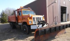 The Dump Truck, Trailer, Garage Items & Tools Online Only