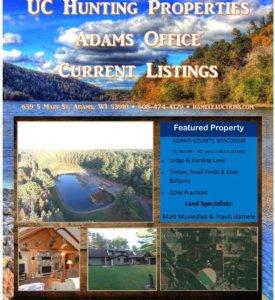 Adams Listings