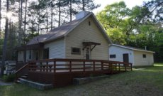 Pleasant Lake Coloma WI Real Estate Auction Online