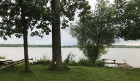 Lake Mason Adorable A-Frame in Briggsville WI