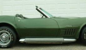 1970 Chevy Corvette Convertible Online Only