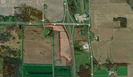 50 +/- Acres with lots of Potential in Endeavor WI