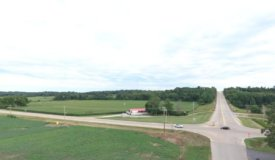 Great Opportunity for a Highly Visible 13 Acres in Green Lake County WI