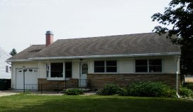 Nice Ranch Home on the Edge of Town in Waupan WI