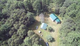 Private Estate on 80 Acres in Clark County WI