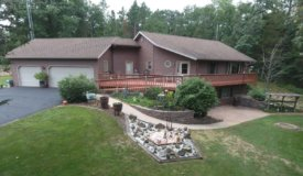 Country living with excellent hunting in the backyard Marquette County