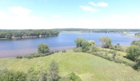 Lot for Sale with Swan Lake Frontage in Pacific Township