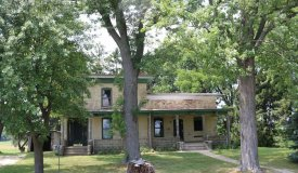 1800 Dodge County Farm House with 21 plus acres For Sale