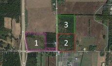 Land Auction – Multi Parcel Online Only