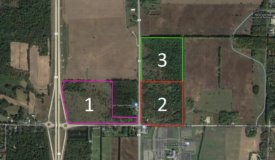 Land Auction – Multi Parcel Online Only
