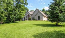 Custom Built Golf Course Home for Sale in Portage, WI