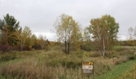 Private Land on Dead-End Road in Chippewa County