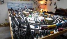Railroad Items, Oil Lamps, Lanterns & Garage Items Online Auction