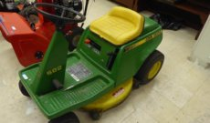 The Garage Items, Household & Collectible Online Only Auction