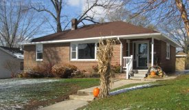 Cute Brick Ranch Home in Portage WI