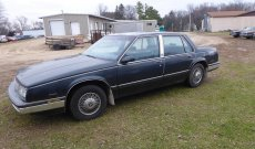 The 1987 Buick LeSaber & 2007 Ford Taurus Online Only Auction