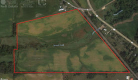 Acreage with Tillable, Trout Stream and Hunting Juneau County WI