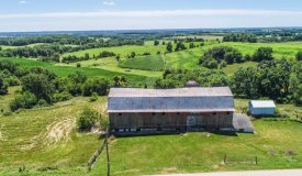 Exquisite Hobby Farm with Great Hunting in SW Wisconsin