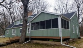 Wisconsin River Home for Sale Richland County