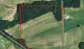 Tillable/Buildable land near Reedsburg, Sauk County, WI