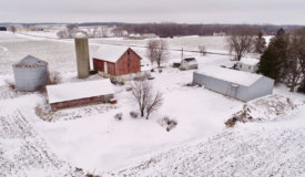 Hobby Farm with Hunting Land For Sale Outside of Madison