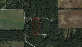 2 Rural Lots Combined in Subdivision Marquette County WI